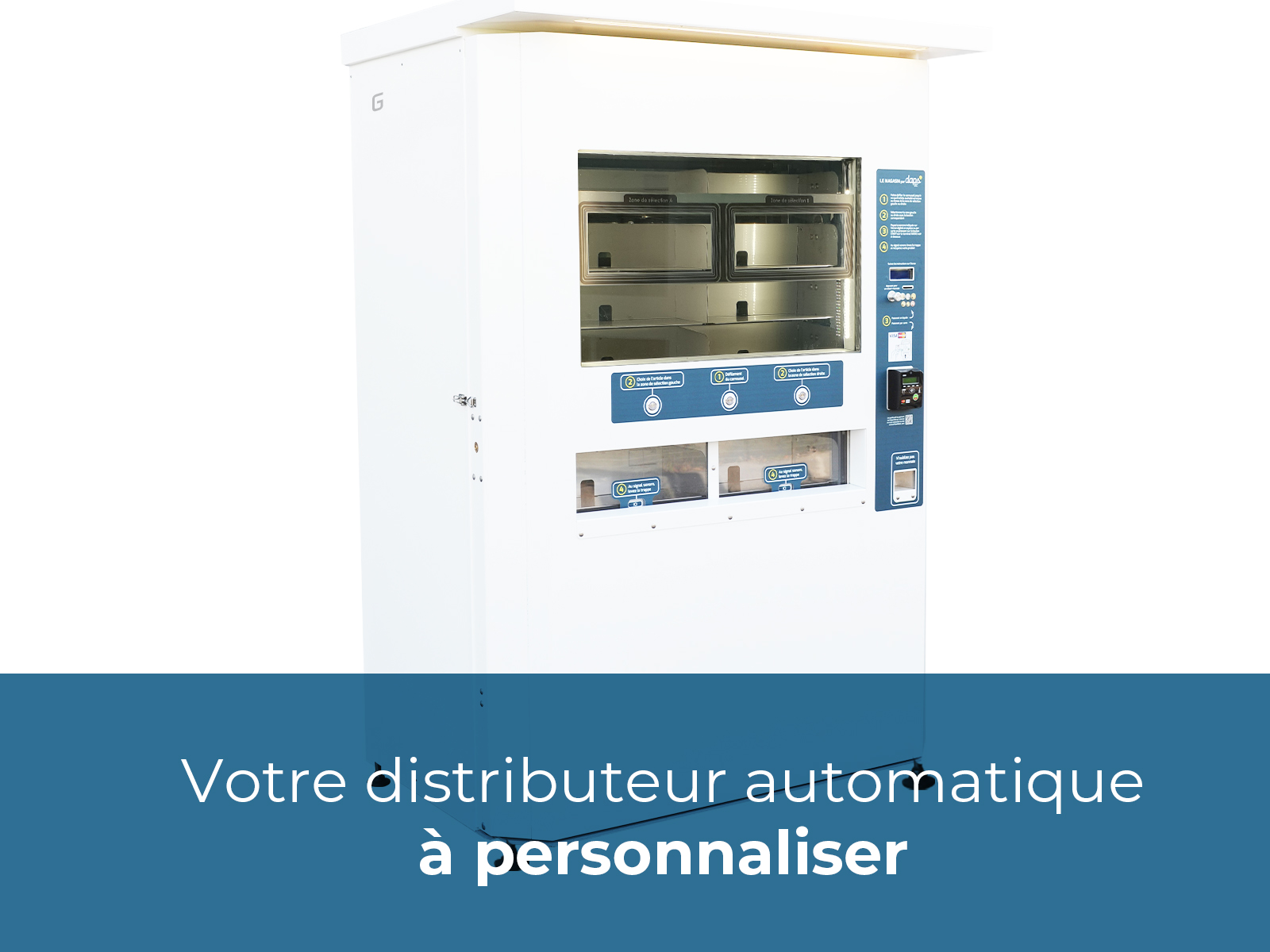 GSI France - distributeur automatique de bourriches d'huîtres